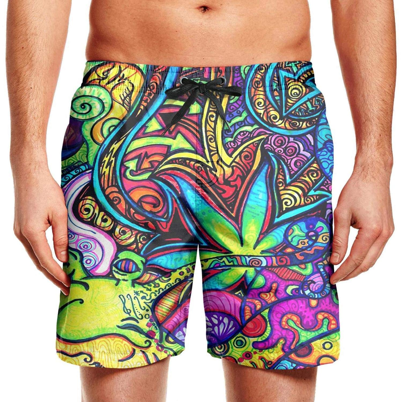 Mens Us Army 25th Infantry Division Logo Boardshorts Swimtrunks Fashion Beach Shorts Casual Shorts Beach Shorts