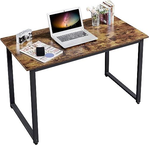 YAHEETECH 47 inch Computer Desk