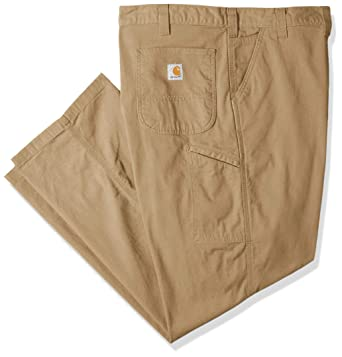 9a7209ad Amazon.com: Carhartt Men's Rugged Flex Rigby Dungaree: Clothing