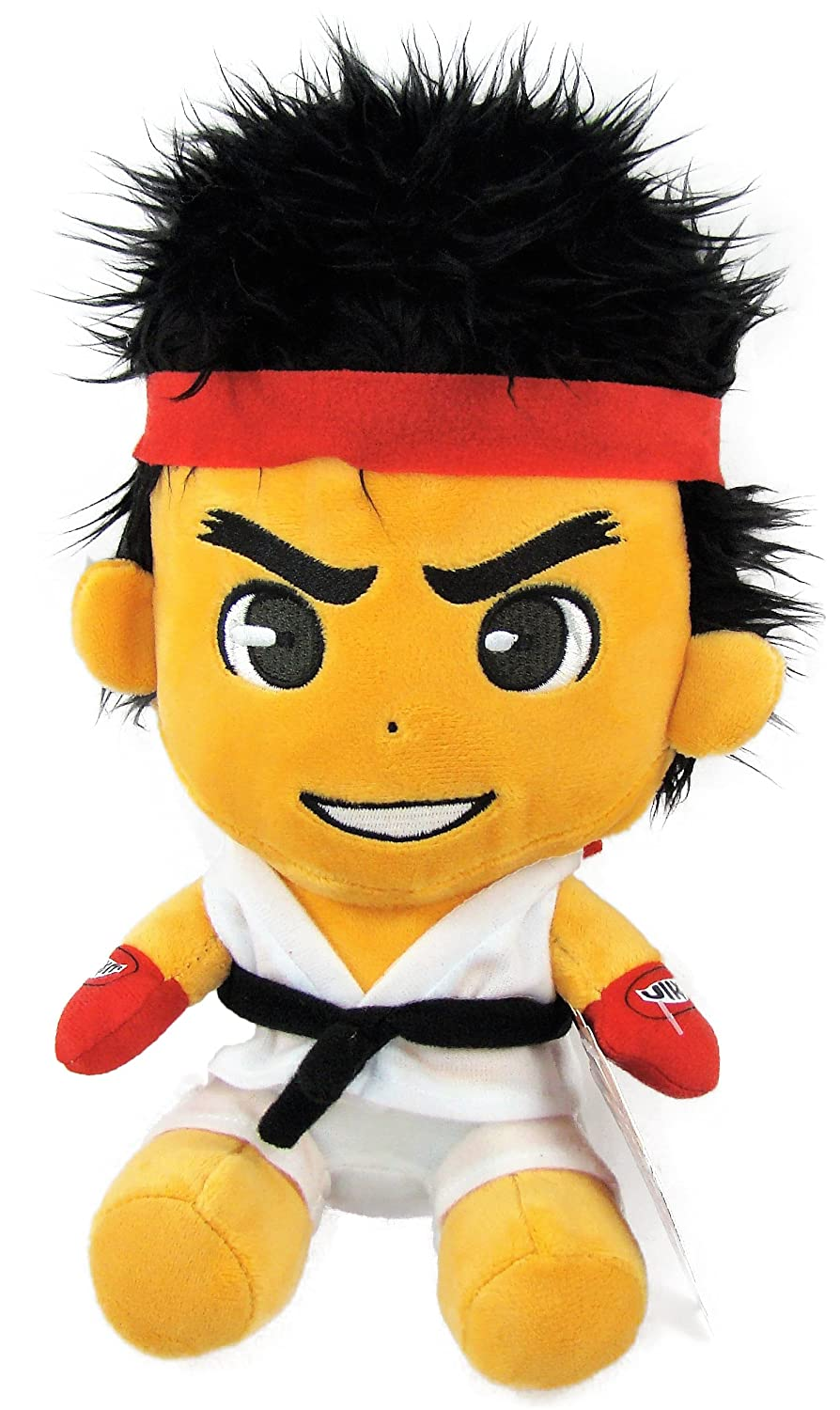 STREET FIGTHER - Peluche Ryu street figther 27 cm - Calidad Super Soft: Amazon.es: Juguetes y juegos