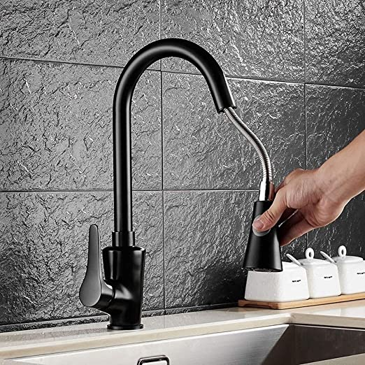 Amazon Com Xajgw Kitchen Faucet Oil Rubbed Bronze High Arch Antique Touch Brass Single Handle Farmhouse Oil Rub Pull Down Sprayer Kitchen Sink Faucet Bronze Kitchen Faucet Home Kitchen