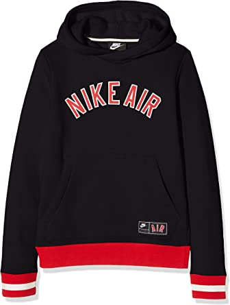 NIKE B Nk Air Ssnl FLC Top - Camiseta de Manga Larga Niños: Amazon.es: Ropa y accesorios