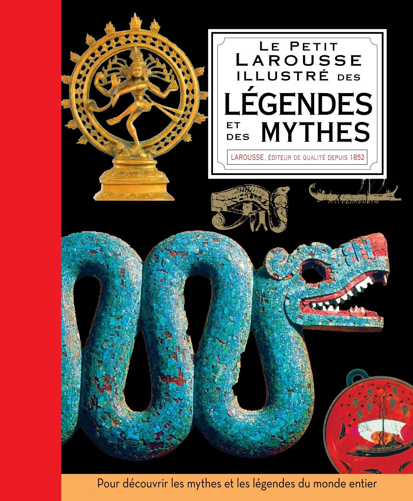 Salle De Bain Marron Et Beige ~ Amazon Fr Petit Larousse Illustr Des L Gendes Et Des Mythes