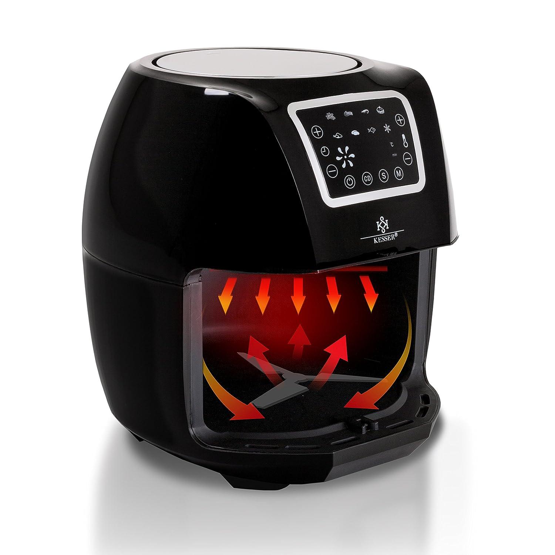 Kesser® - Freidora de aire caliente XXL, de 5,5 litros, incluye ...