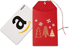 Amazon.com Gift Card in a Gift Tag