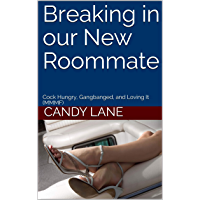 Breaking in our New Roommate: Cock Hungry, Gangbanged, and Loving It (MMMF) (English Edition)