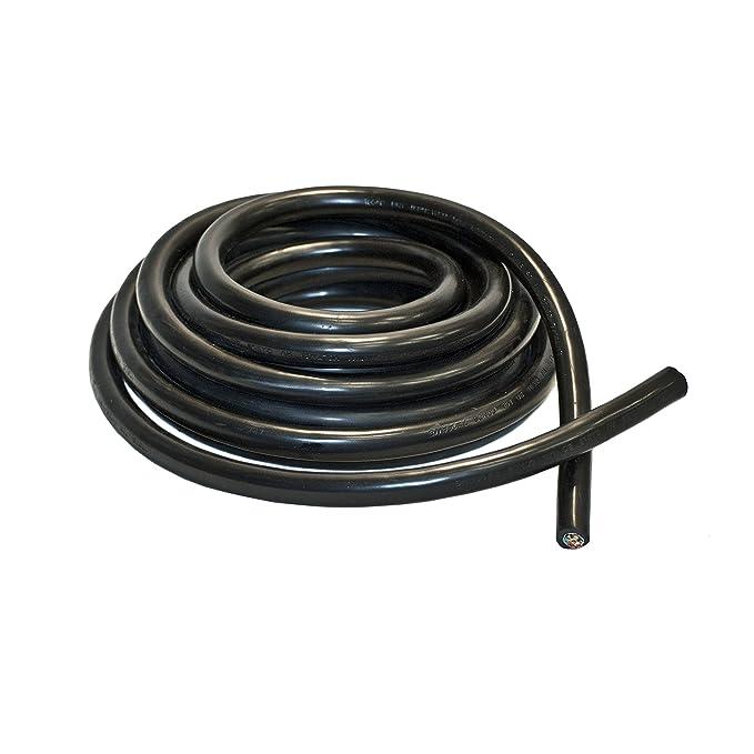 Amazon.com: ALEKO TC71420 Heavy Duty 14 Gauge 7 Way Conductor Wire ...