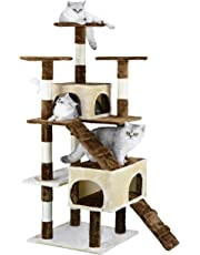 Homesity HC-002 Light Weight Economical Cat Tree Furniture