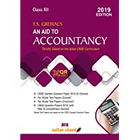 T.S. Grewal's An Aid to Accountancy - CBSE 12