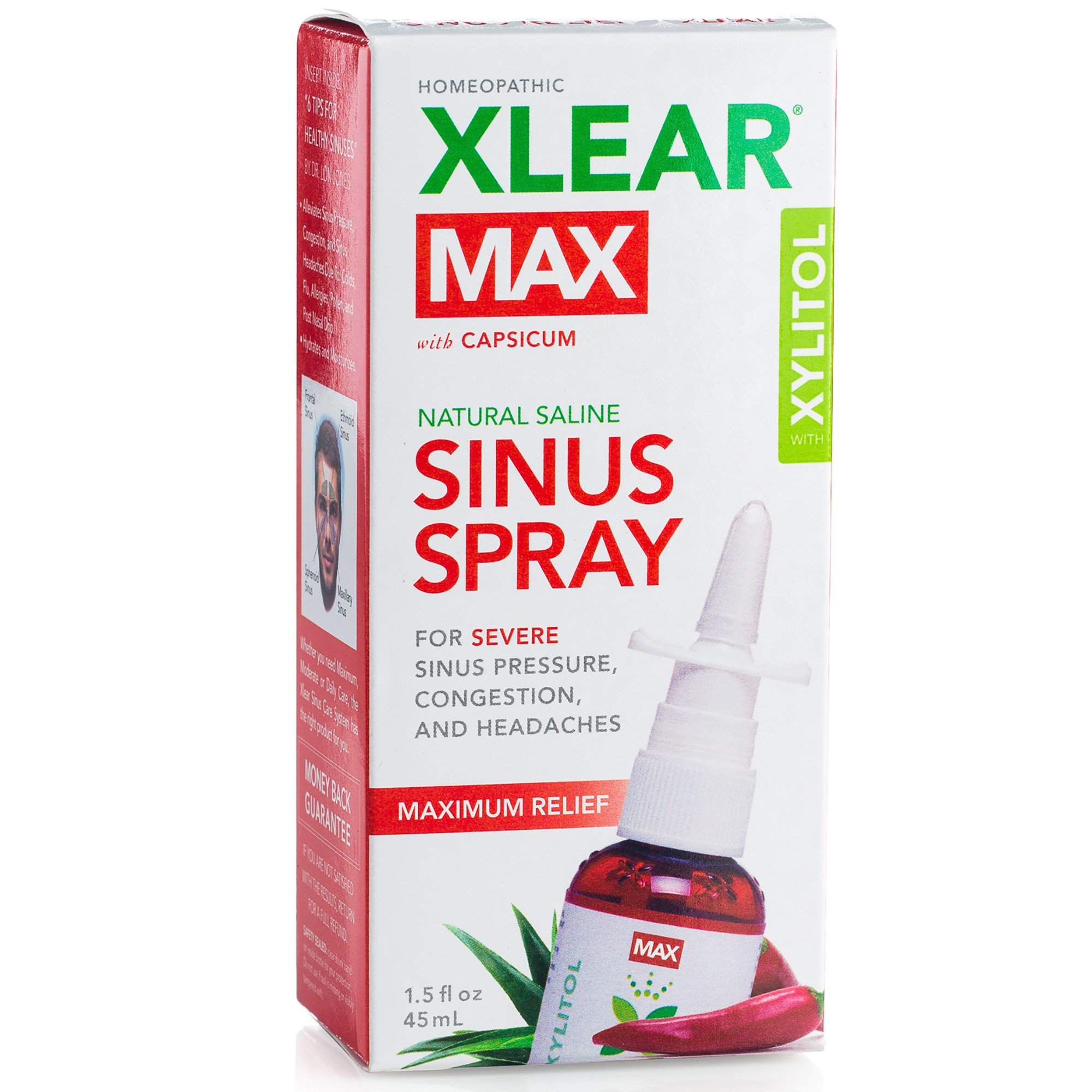 Best Natural Sinus Spray