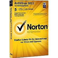 Norton AntiVirus 2012 - 5 PCs