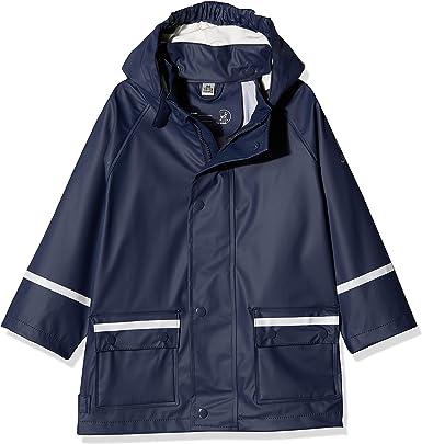 Sterntaler Boys Regenjacke Ungef/üttert Raincoat