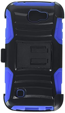 Amazon.com: LG K3 Caso, celljoy [Ultra] híbrido resistente ...