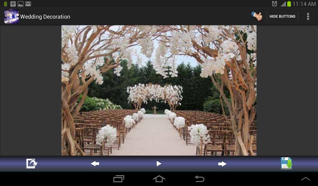 Amazon wedding decoration designs appstore for android junglespirit Images