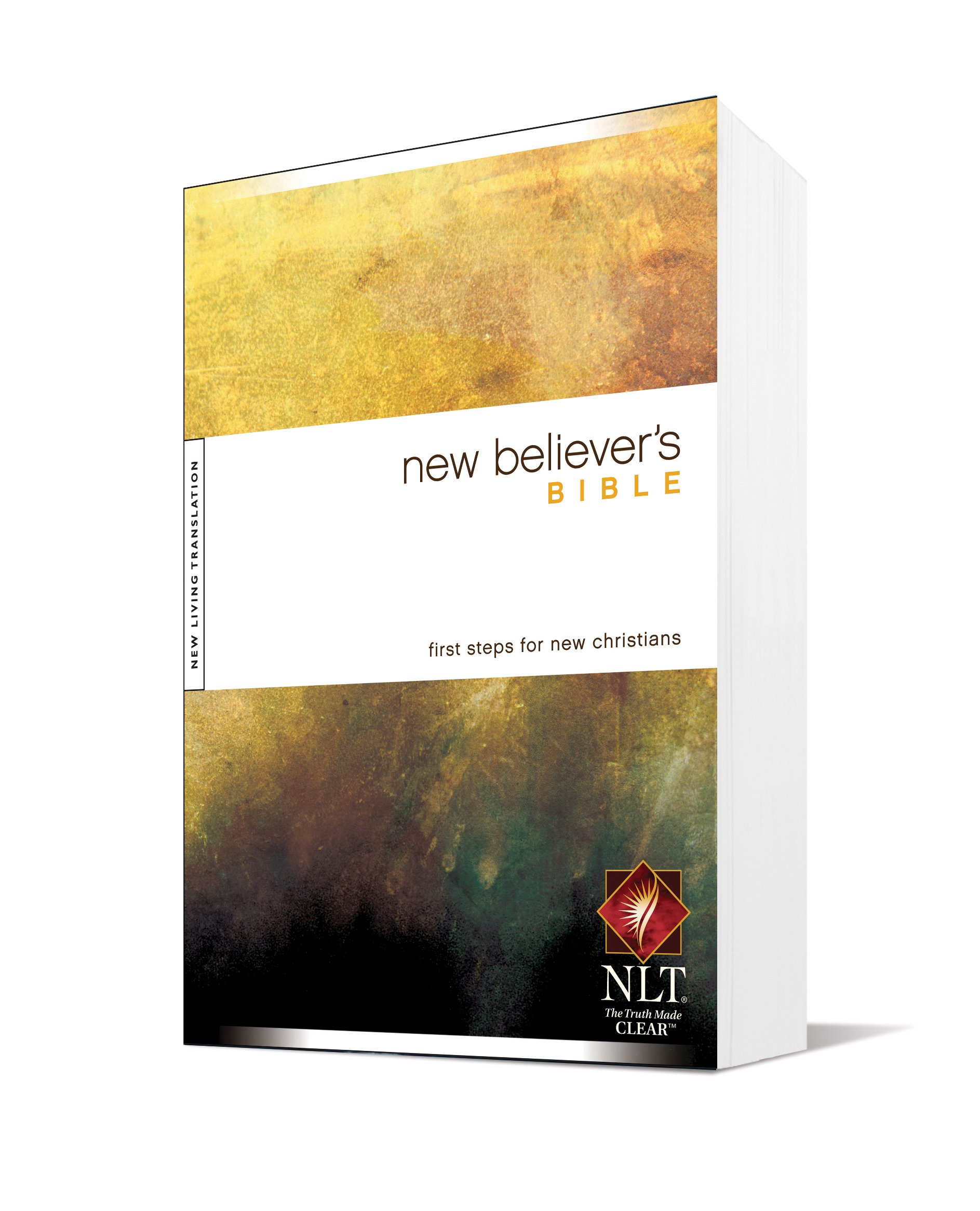 New Believer's Bible NLT (Hardcover): Tyndale: 9781414302553