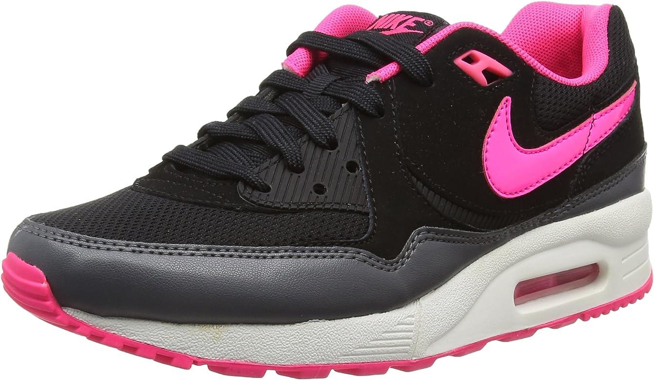 Nike Air MAX Light Essential - Zapatillas de Running para Mujer Negro, Talla 36.5: Amazon.es: Zapatos y complementos