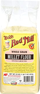 product image for Bobs Red Mill Flour, Millet/Stone Ground, 23 oz