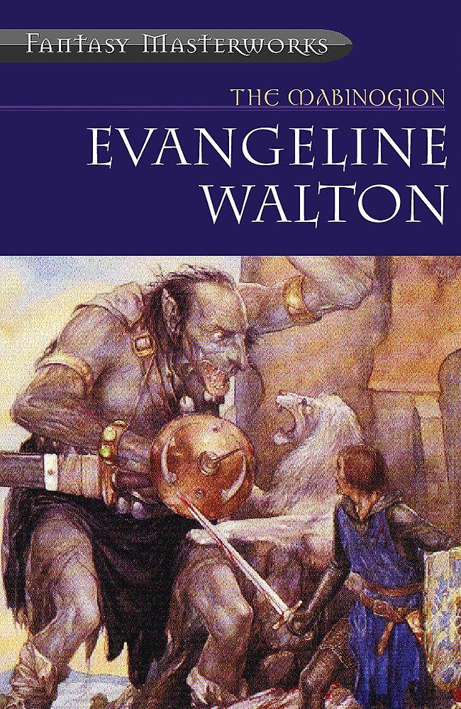 Read Online The Mabinogion (Fantasy Masterworks) PDF