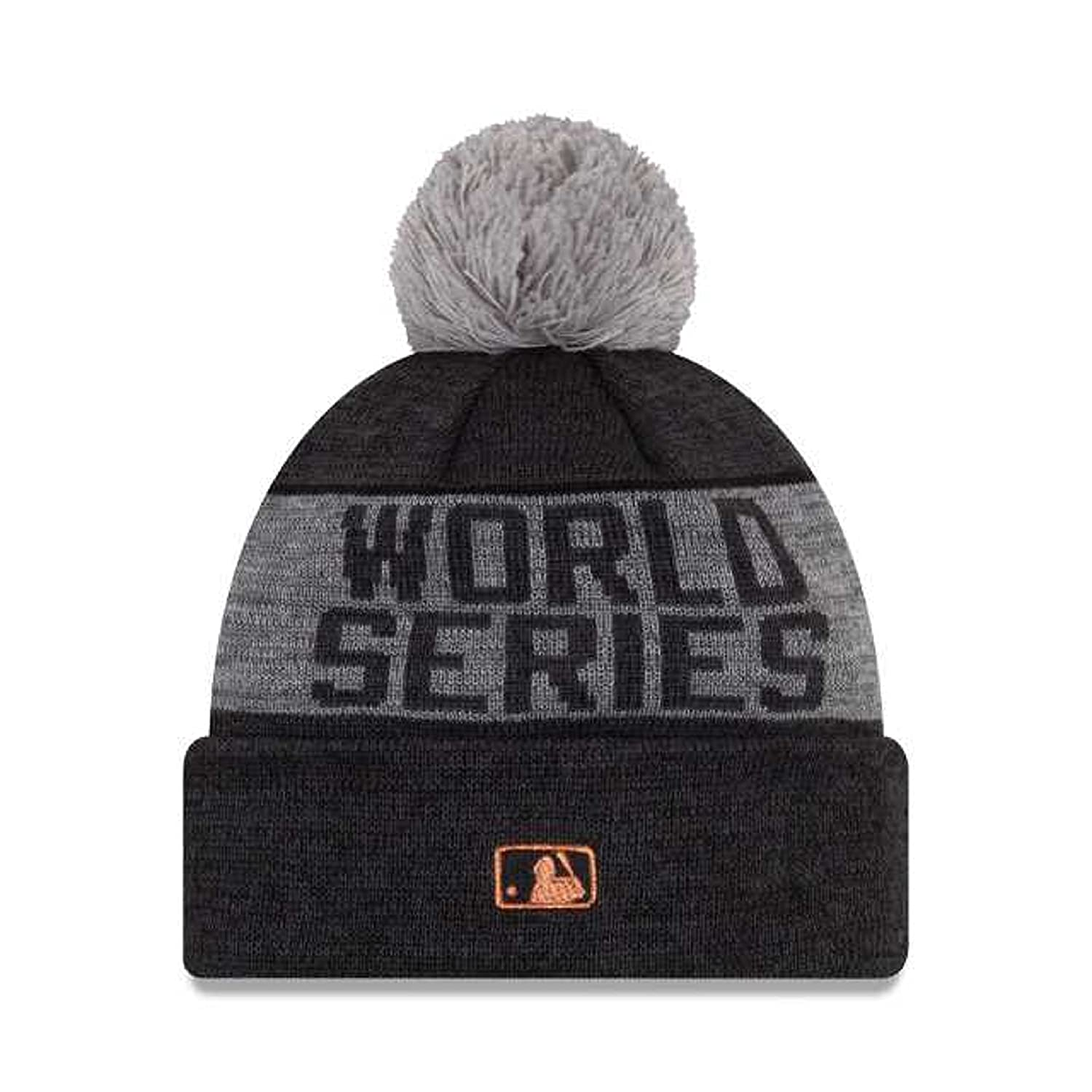 Amazon.com  2017 NEW ERA MLB WORLD SERIES CHAMPIONS HUSTON ASTROS KNIT  GREY  Clothing f52cf86db0f7