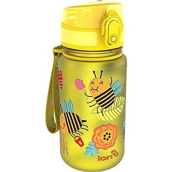 bumbly las abejas Kids – ion8 a prueba de fugas botella de agua, sin