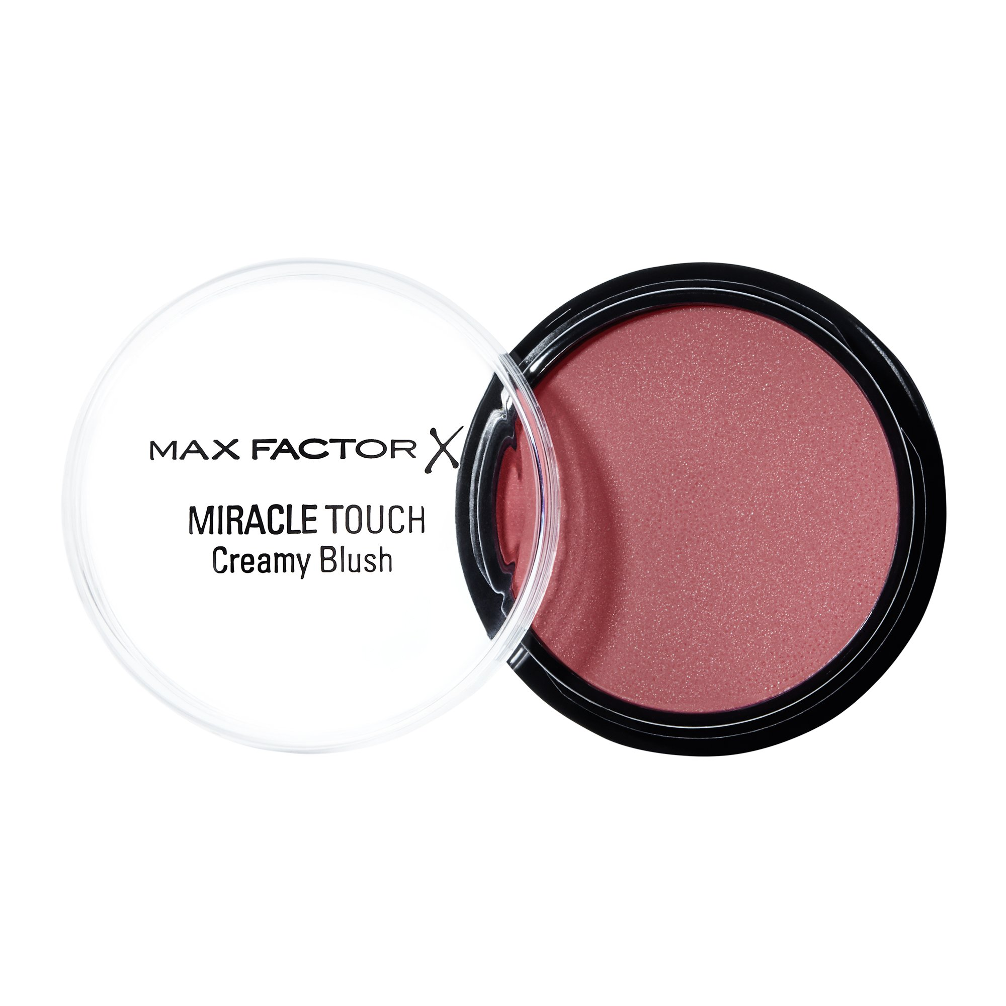 Max Factor Miracle Touch Creamy Blush for Women, 09 Soft Murano, 0.40 Ounce