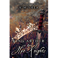 King Arthur and Her Knights: The Complete Series: Books 1-7 (English Edition)