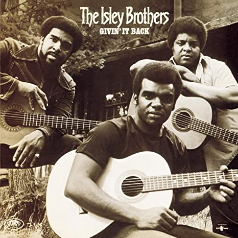 Resultado de imagen de The Isley Brothers - Lp: Givin' it back 400 X 400