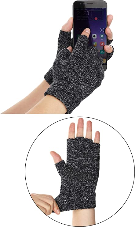 Details about  /1 Pair Split-finger Sturdy Winter Women Mitten