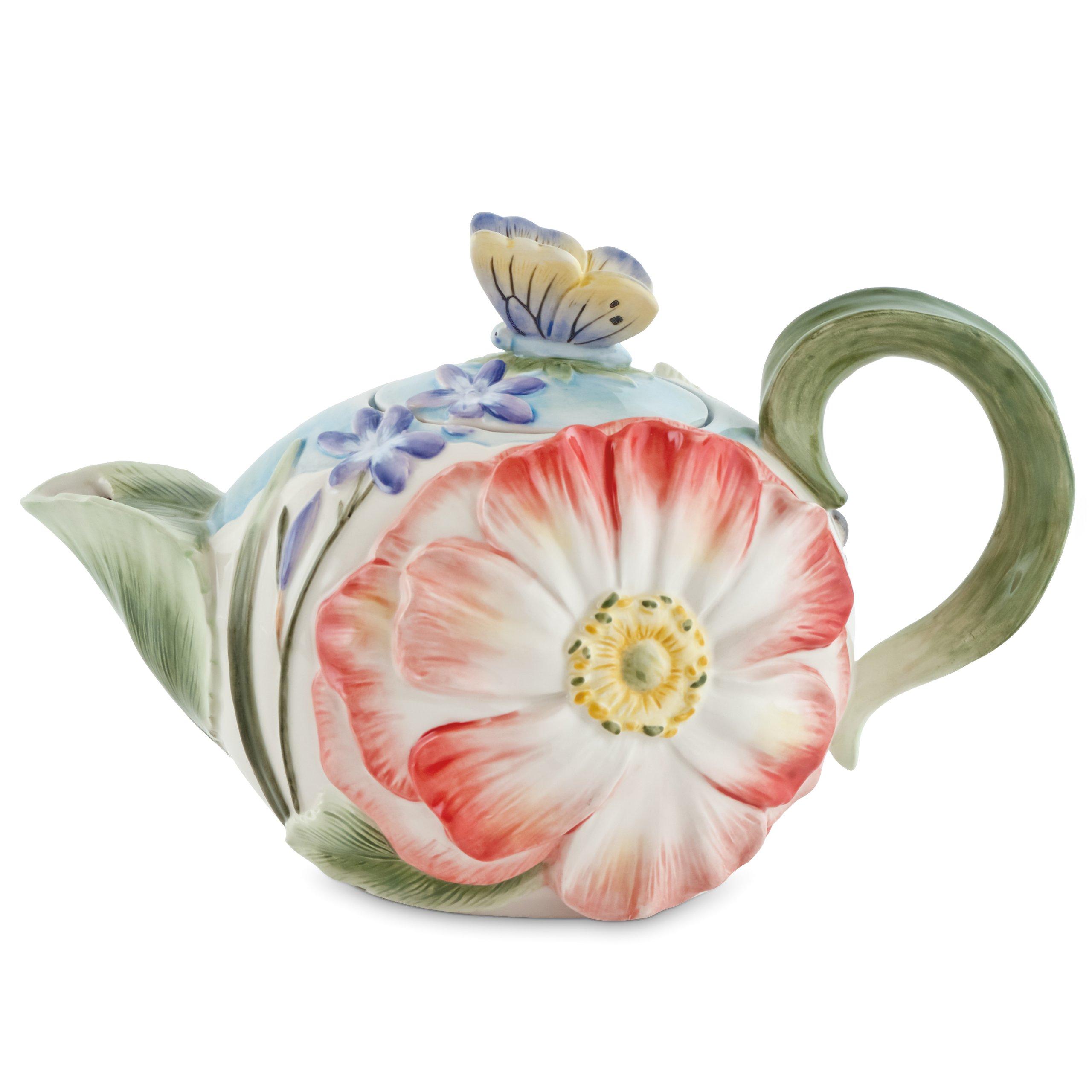 Flourish Collection, Eden Teapot