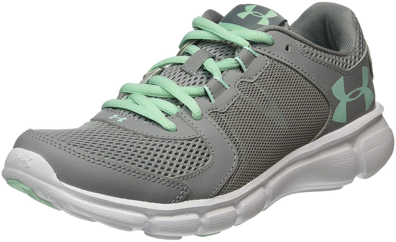 UA Thrill 2 Running Shoe Steel