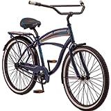Kulana Lakona Youth/Adult Beach Cruiser Bike, 20-26-Inch Wheels, Multiple Speeds, Multiple Colors
