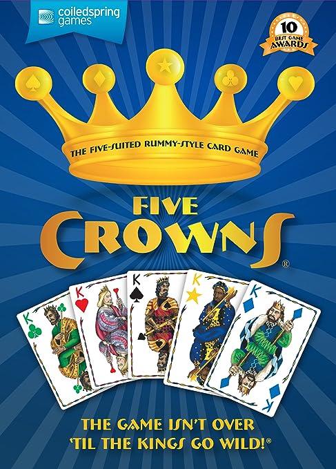 Set Juego de cartas septiembre Cinco coronas: Amazon.es ...