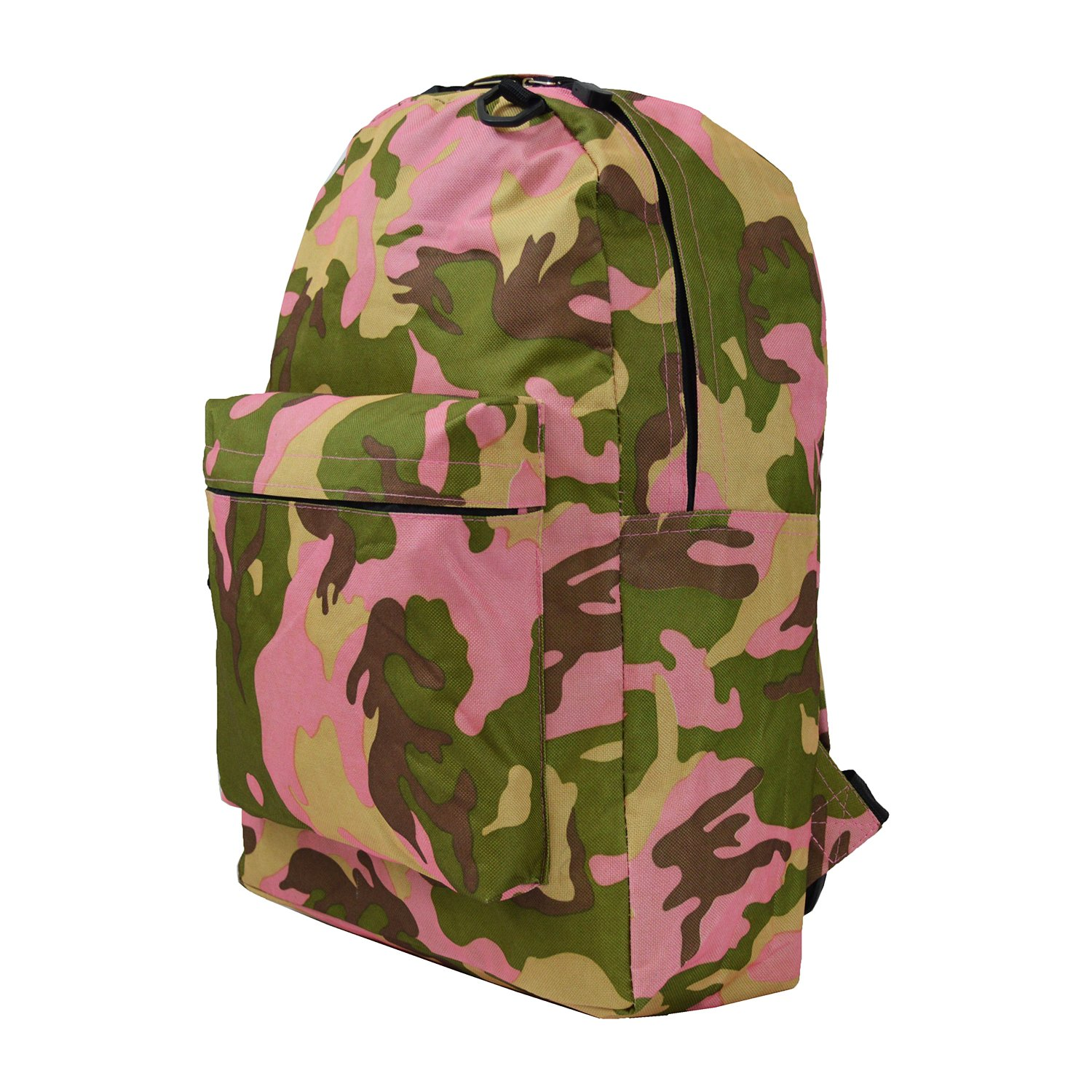 Explorer Military TacticalバックパックLarge 3 Day Assault Pack Army MOLLEバグアウトバッグバックパックHuntingリュックサックEvery Day Use B077YZRVMF PinkCamo-B2