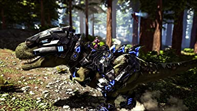Ark Survival Evolved + Konix Ragnarok - Auriculares con micrófono para juegos, color negro: Amazon.es: Videojuegos