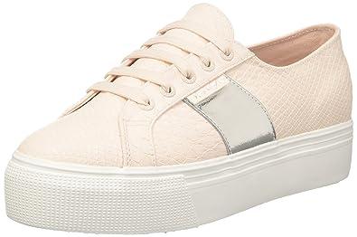 Superga Damen 2790 Pusnakew Sneaker, Pink (Light Pink 144), 41 EU