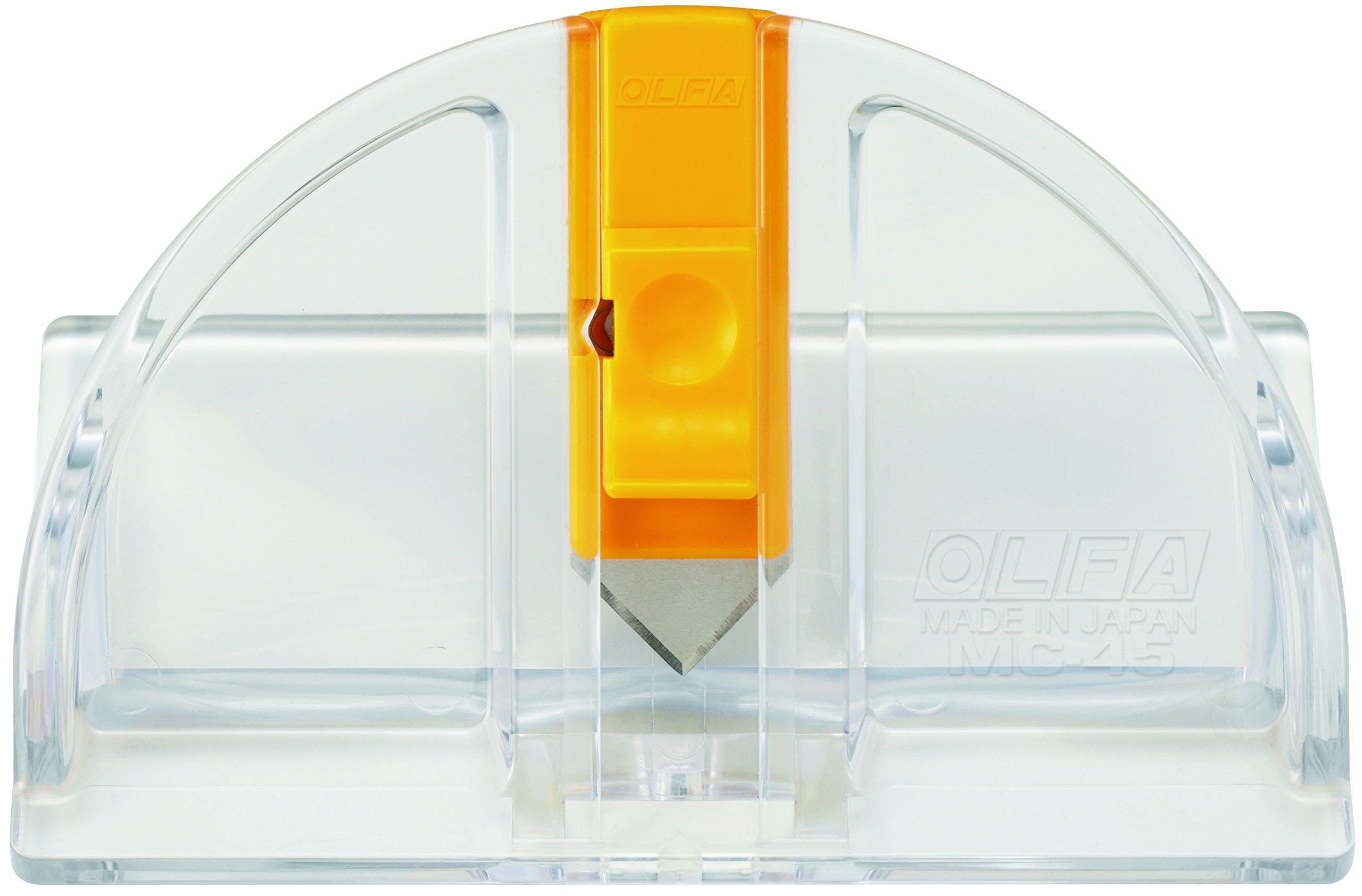 OLFA Mat Cutter With 1 Blade (MC-45/2B)