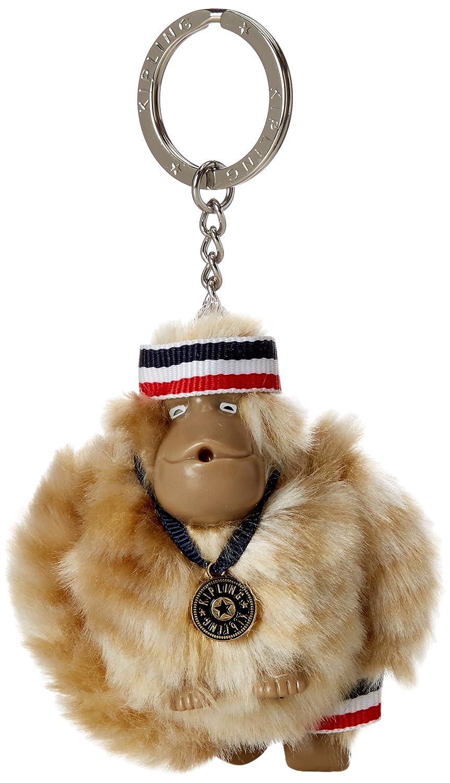 Kipling Sporty Monkey, Llavero Unisex Adulto, Beige (Silver ...