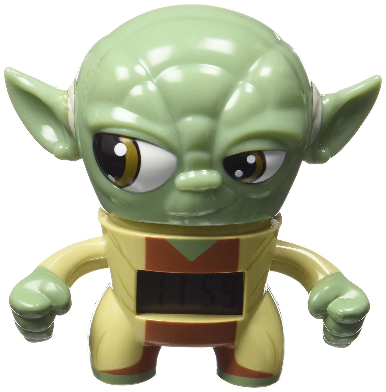 Kanaï Kids Alarm Clock–kkcmini2–Star Wars–Yoda–9cm–Multi-Coloured KANAÏ KIDS 1