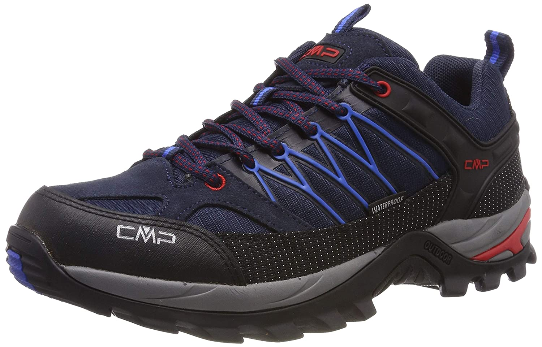 Bleu (B.bleu-royal 10nc) CMP Rigel Low, Chaussures de Randonnée Basses Homme 41 EU