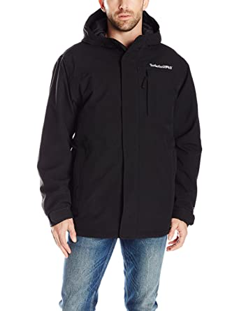 Timberland PRO Men s Split System Waterproof Insulated Jacket at Amazon  Men s Clothing store  64b8ee9cd