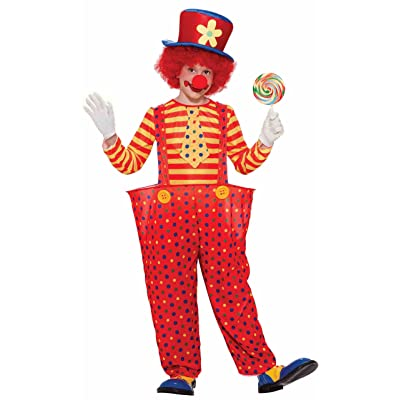 Forum Novelties Hoppy The Clown Boy's Costume: Toys & Games