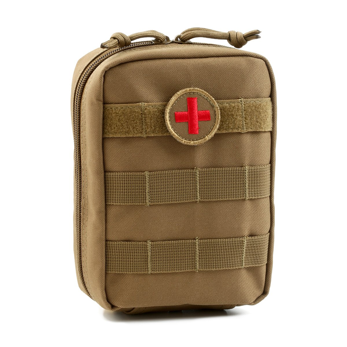Orca Tactical MOLLE EMT Medical First Aid Pouch (Black) C860