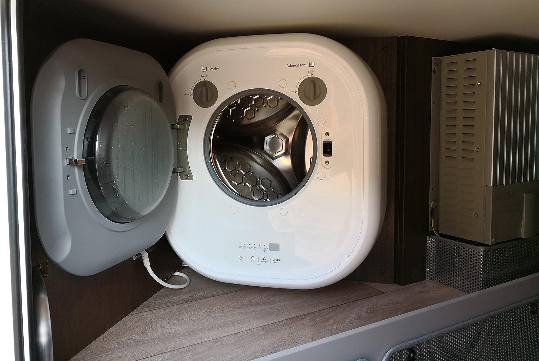 Mini waschmaschine für wandmontage: amazon.de: elektro großgeräte