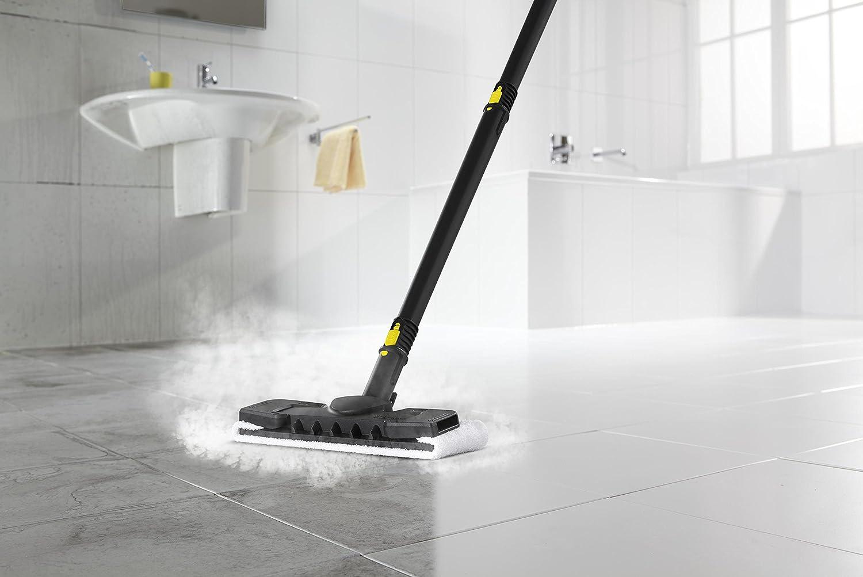 Kärcher Dampfreiniger im Badezimmer