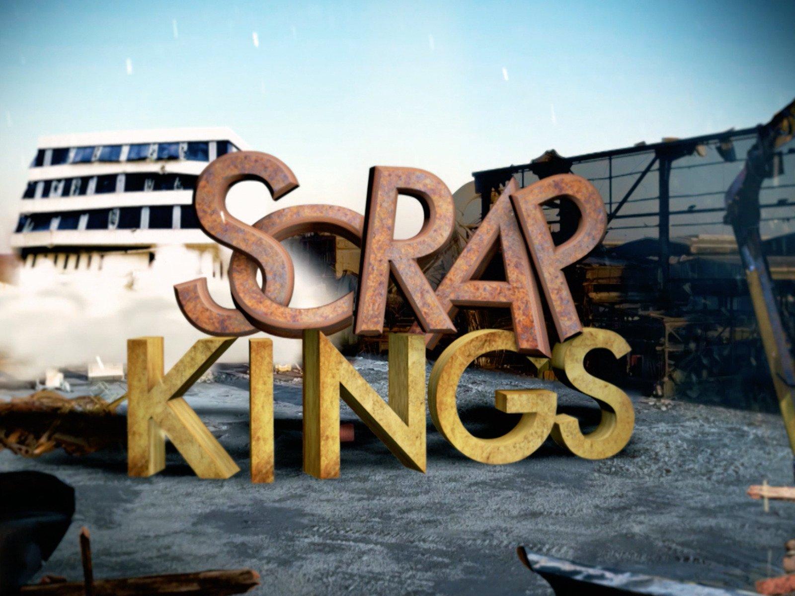Scrap Kings on Amazon Prime Video UK
