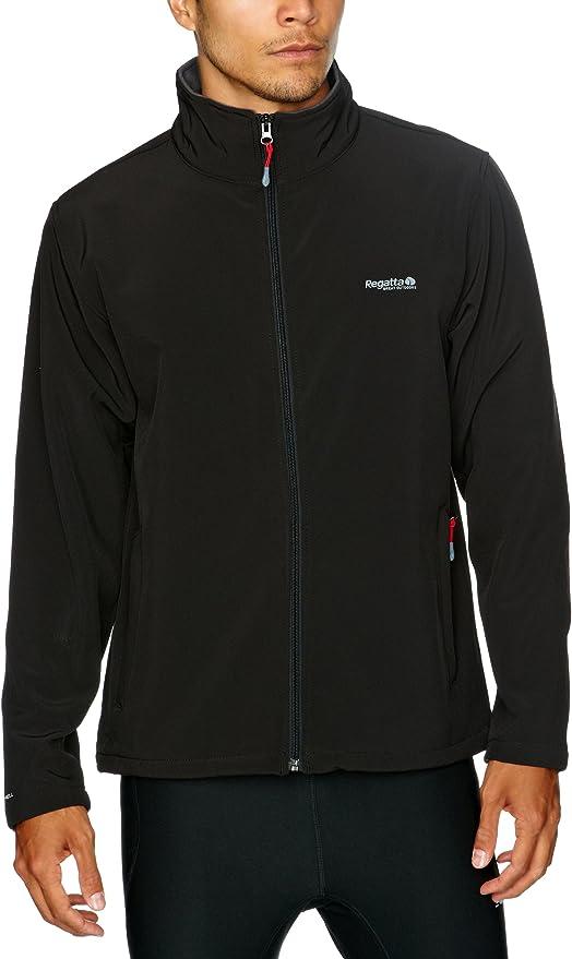 Regatta Herren Softshell Jacke, leicht, Modell Cera III