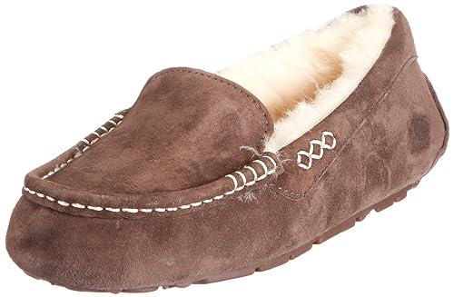 UGG Ws Ansley 3312 - Zapatillas de casa para Mujer, Color marrón, Talla 41