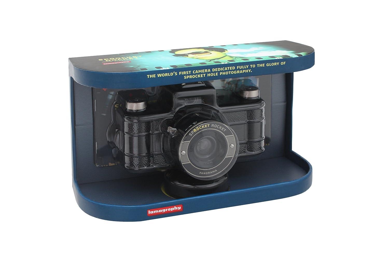 Rocket Camera : Lomography sprocket rocket kamera: amazon.de: kamera