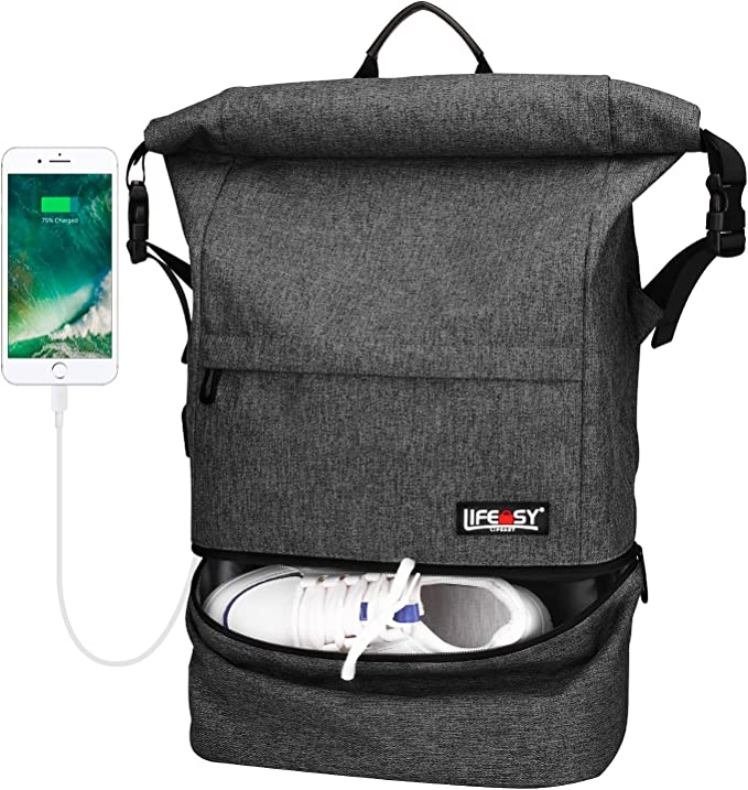 The Lifeasy Travel Backpack travel product recommended by Uri Sharon on Lifney.