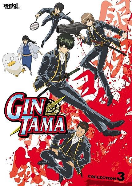Amazon.com: Gintama: Collection 3: Gintama: Movies & TV